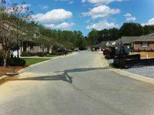The Town Of Smithfield Has Agreed To Accept Ownership And Future Maintenance Lake Park Circle Off Country Club Road In But Home