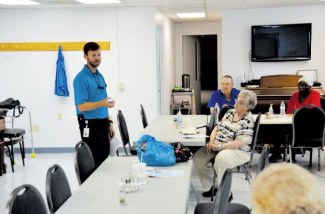 Benson Residents Get Guidance On Disasters